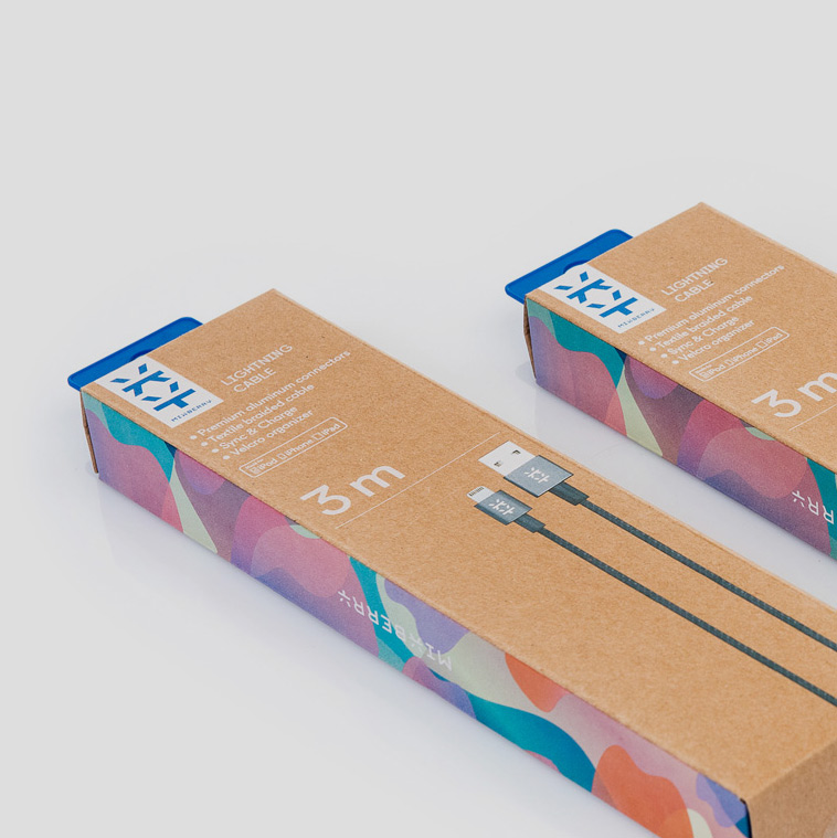 Mixberry Recyclable Packaging