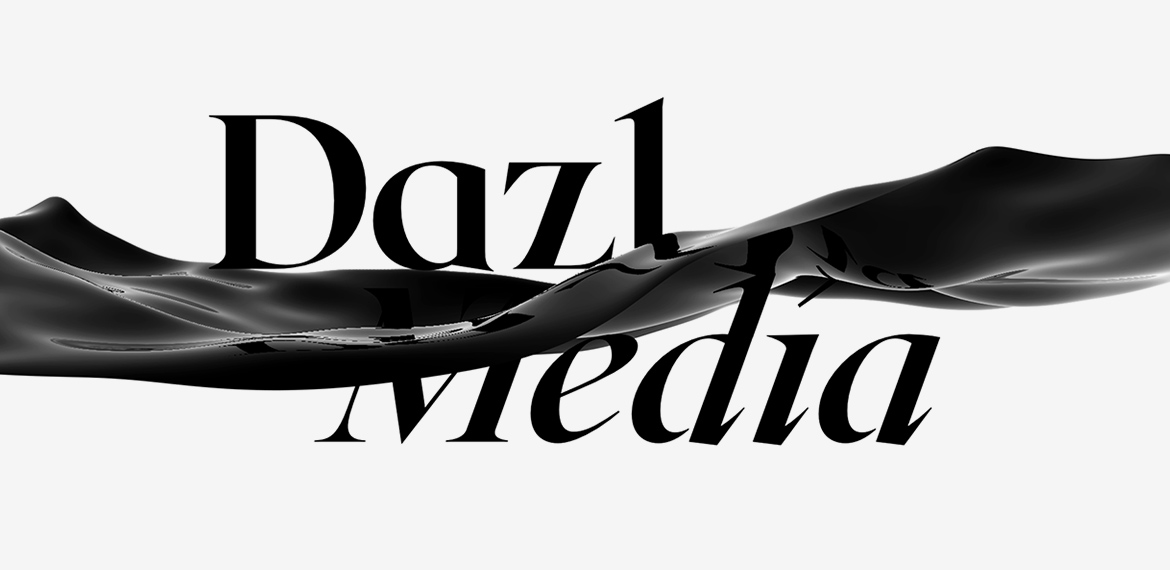 DazlMedia Branding and UX